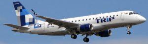 Passagens TRIP Linhas Aéreas, comprar online, telefones