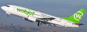 Passagens aéreas Webjet