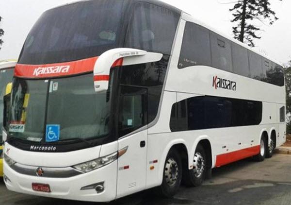 Como comprar passagens da Viação Kaissara