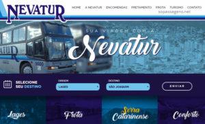 Comprar passagem da Nevatur pela internet e telefone