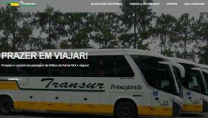 Como comprar passagens da Transur pela internet, telefone, WhatsApp