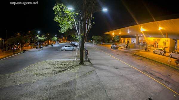 Terminal rodoviário de Corumbá MS