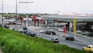 Terminal Rodoviário José Rollemberg Leite em Aracaju