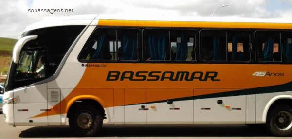Comprar passagens Bassamar pela internet