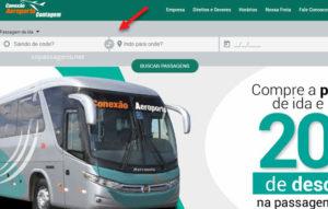 Comprar Passagens Conexão Aeroporto Contagem