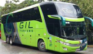 Como comprar passagens da Gil Turismo pela internet